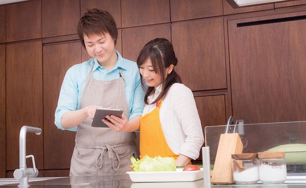 共働き夫婦の家事分担割合を確かめるならリスト化するのがおススメ